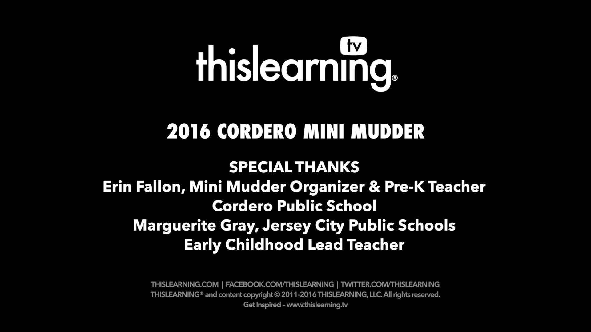 Mini Mudder at Cordero