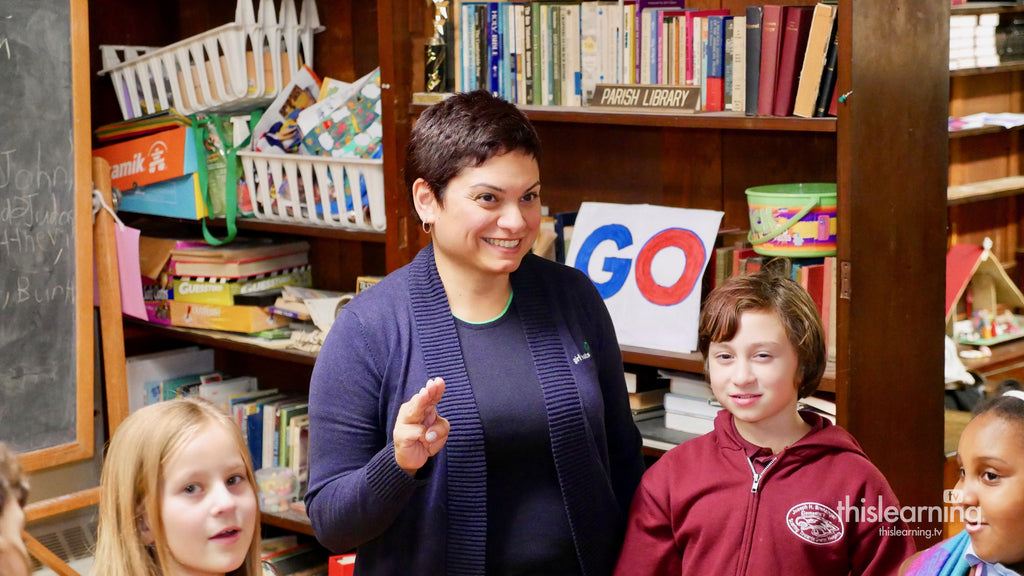Gina Verdibello Helps Education Matter