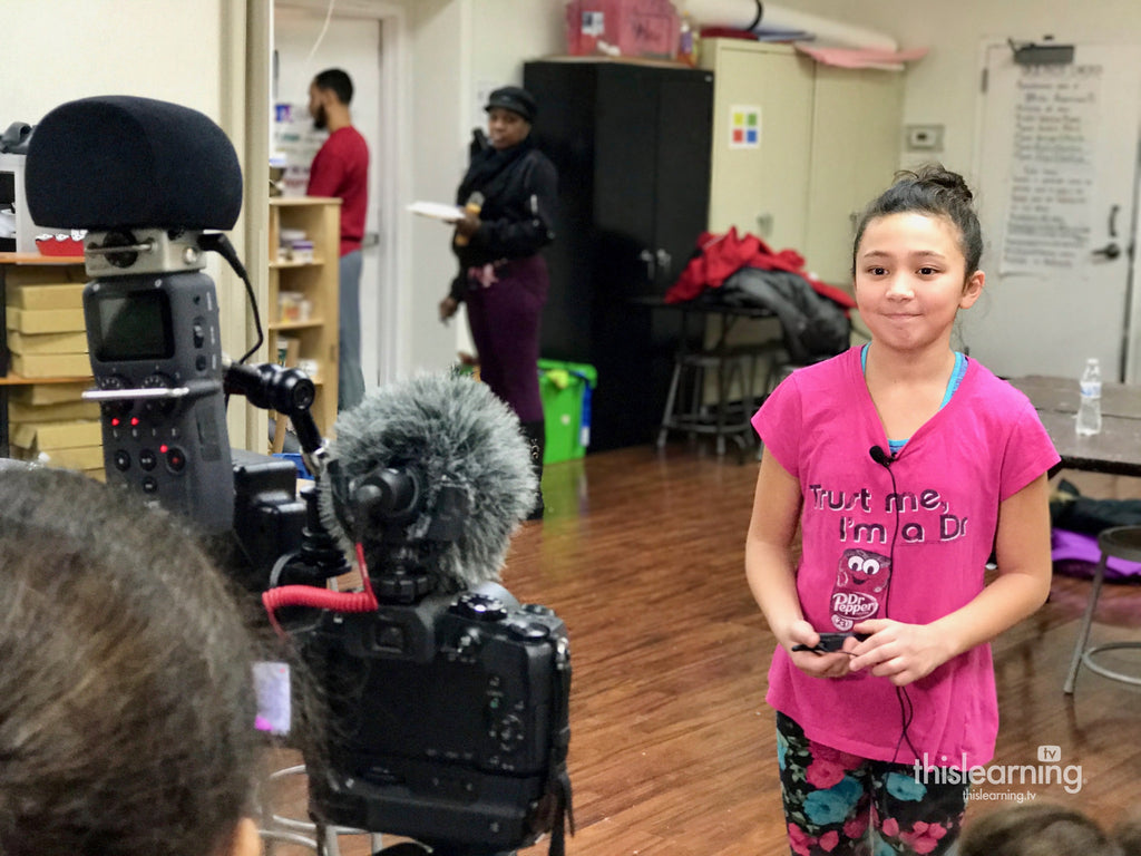 Boys and Girls Club Video Class