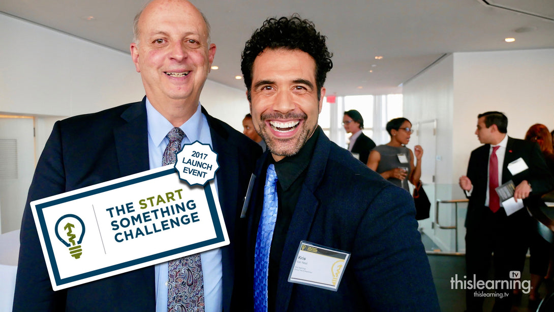 Start Something Challenge 2017 Launch Event
