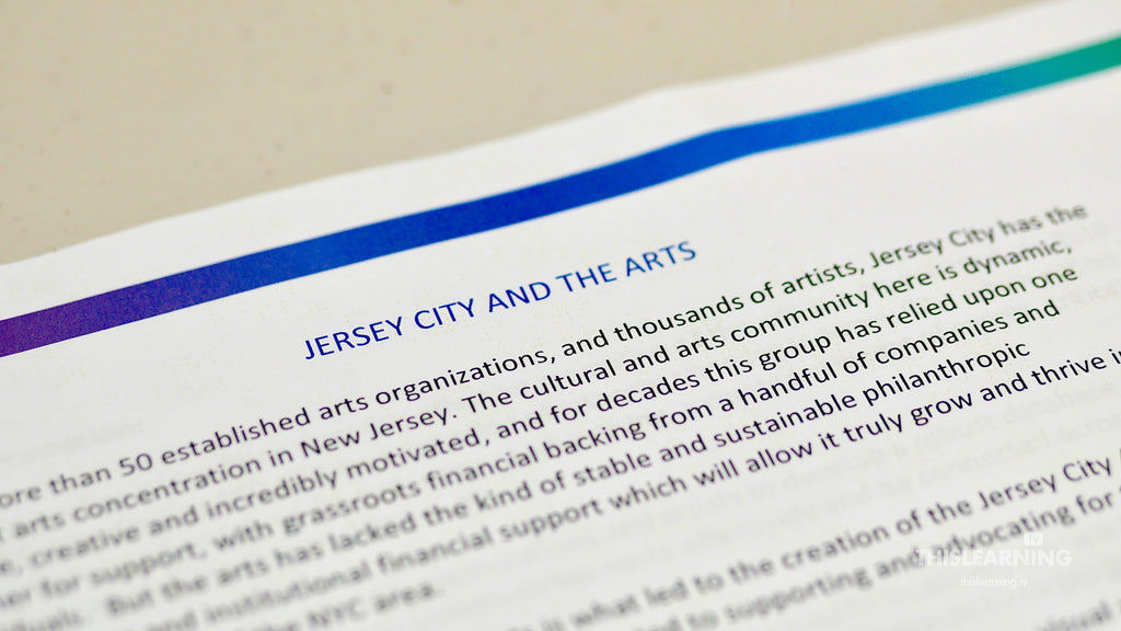 Jersey City Arts Council Annual Meeting