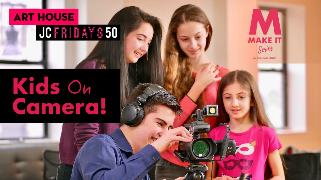 "JC Fridays ""Kids On Camera!"" (FREE)"