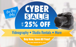 Save Up To $4,000 On Video Production & More!
