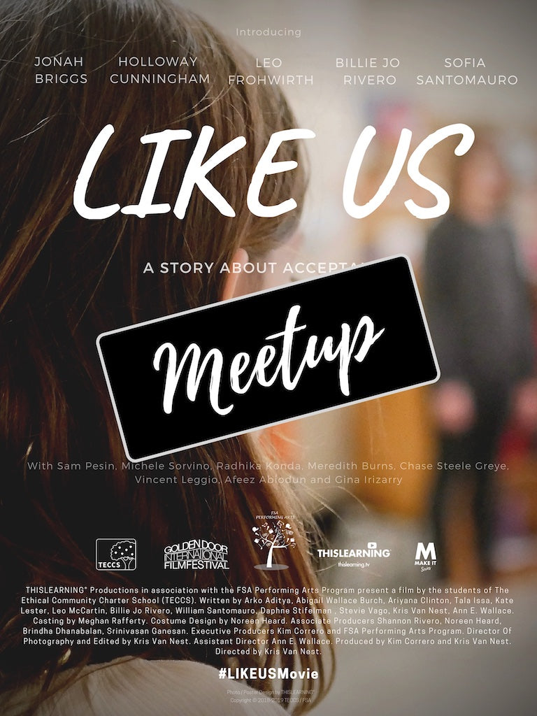 LIKE US Movie Meetup (February 2019)