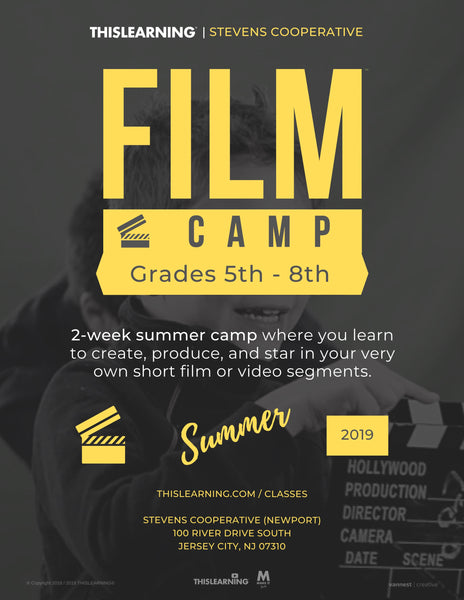 Filmmaking Summer Camp