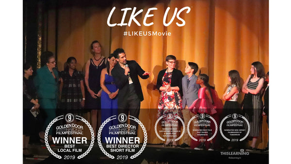 Our LIKE US Movie (2019) Wins At GDIFF