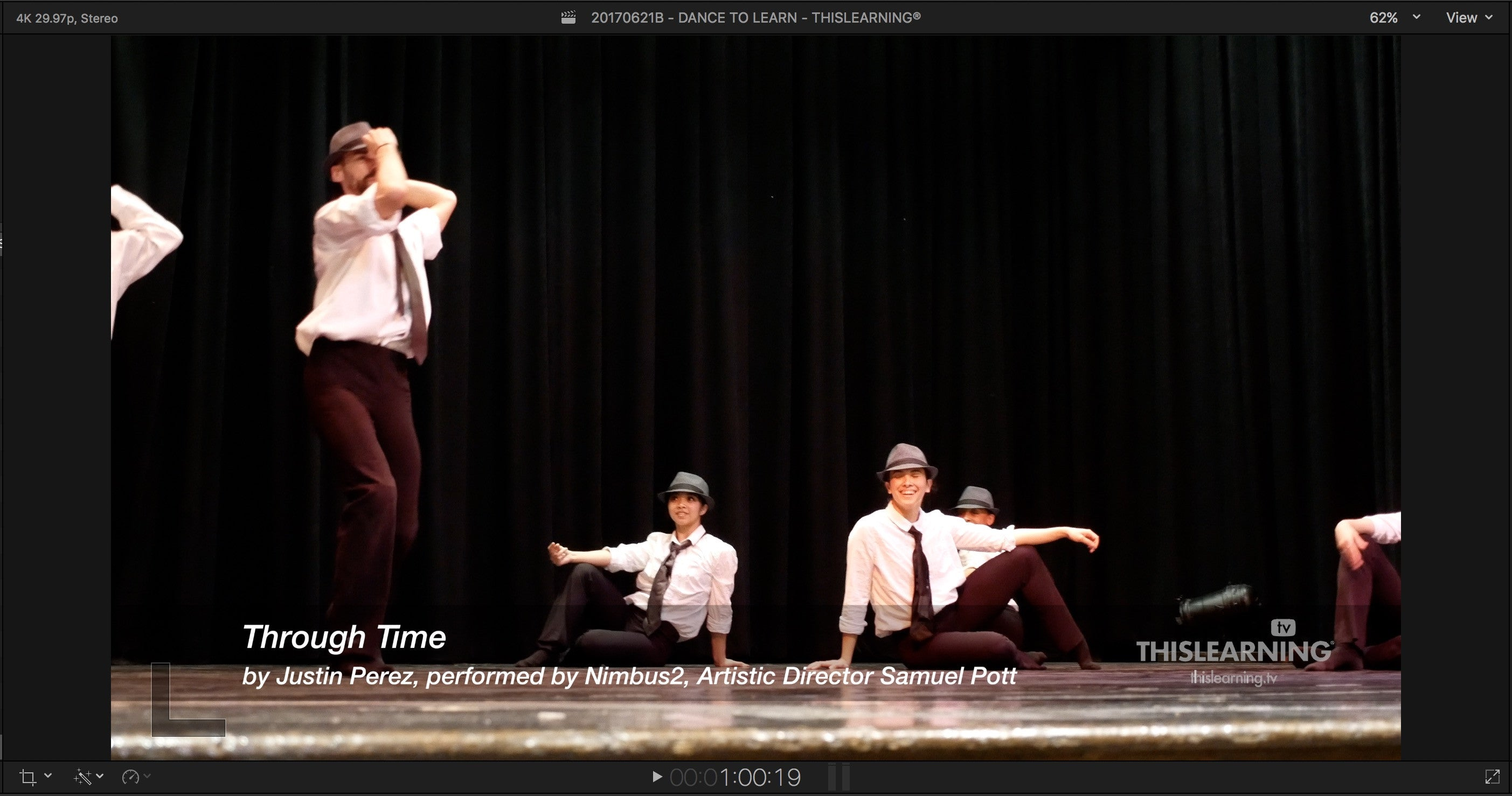 "Kids ""Dance To Learn"" at PS5 (Video)"