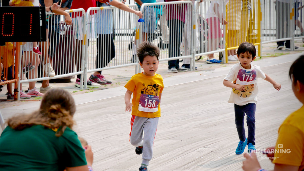 Ready, Set, Fun! Jersey City Kids Run (2019)