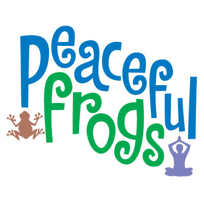 Peaceful Frogs Unites Art and Yoga