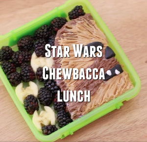 Star Wars Chewbacca Lunch