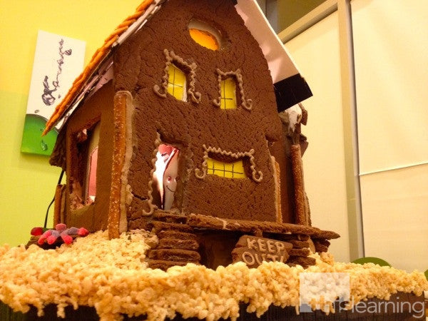 Food network gingerbread village easy templates rentnsellbd food network gingerbread village easy templates maxwellsz