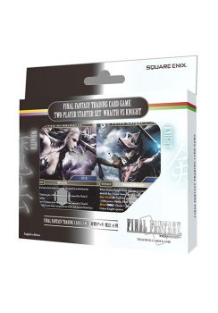 FINAL FANTASY TRADING CARD GAME: Wraith vs. Knight TWO PLAYER STARTER SET