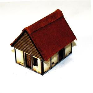 15mm Anglo-Danish Hovel