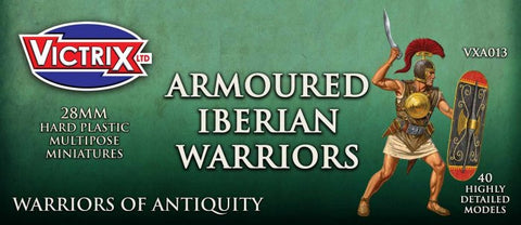 Armoured Iberian Warriors