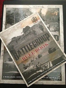 Battlegroup Mini Rule Book