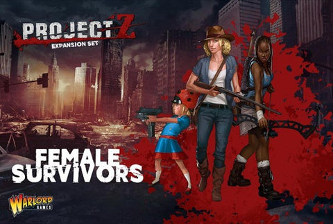 Female Survivors Expansion Set