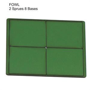 FOW Large Green Bases