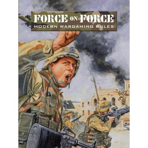 Force on Force - Modern Wargaming Rules