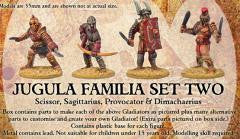 JUGULA Familia Box Set Two