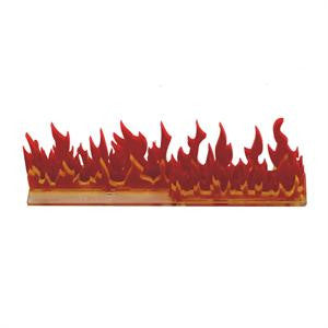 "6"" Linear Fire Wall Marker"