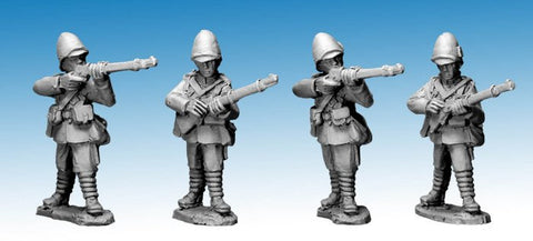 British Infantry Standing. 2nd Afghan War