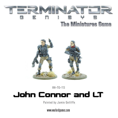 John Connor & LT