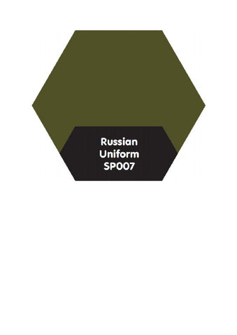 Russian Uniform Spray