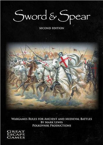 Sword & Spear 2nd Edition