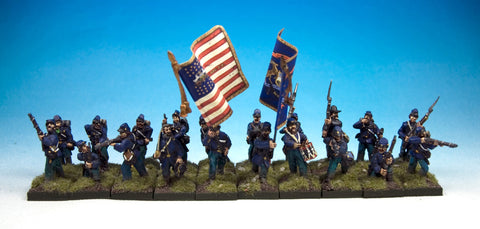 Union Infantry Unit