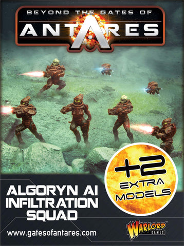 Algoryn AI Infiltration Team