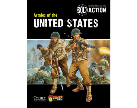 Bolt Action- Armies of the United States