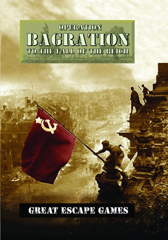 Operation Bagration to the Fall of Berlin