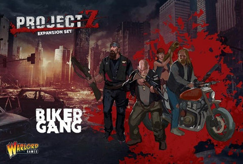 Biker Gang Expansion Set