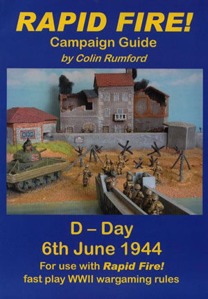 Rapid Fire- D-Day 6th June 1944