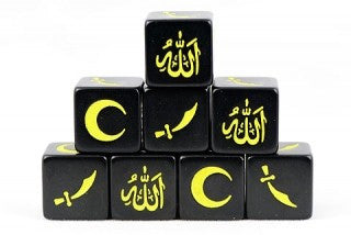 SAGA Dice - Crescent & Cross Islamic Factions