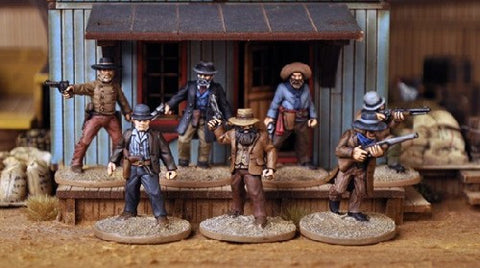 Dead Man's Hand -Outlaw Gang