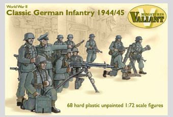 Classic German Infantry