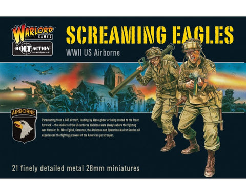 Screaming Eagles US Airborne Box set