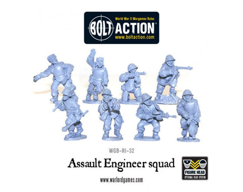 Soviet Army Assault Engineer Squad