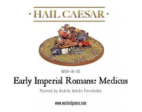 Early Imperial Romans: Medicus