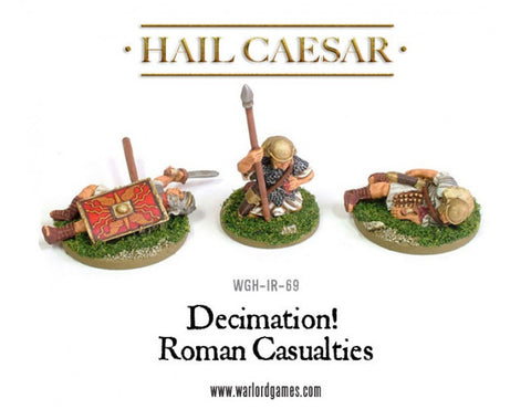 Decimation! Roman Casualties