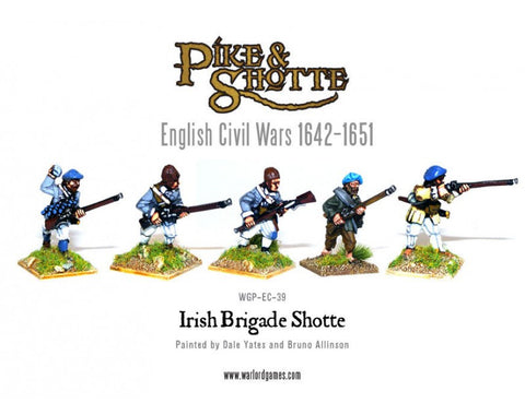 Irish Brigade Shotte