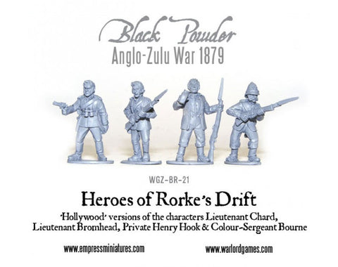 Anglo-Zulu War Heroes of Rorke's Drift