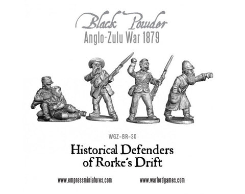 Anglo-Zulu Wars Historical Defenders of Rorke's Drift