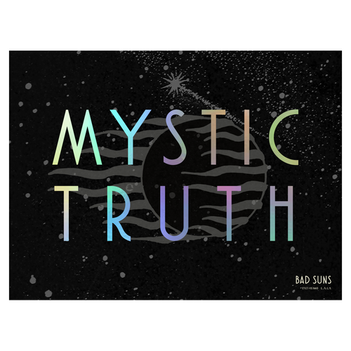 MYSTIC TRUTH FOIL POSTER