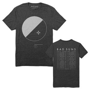 2015 FIRST HEADLINE TOUR T-SHIRT