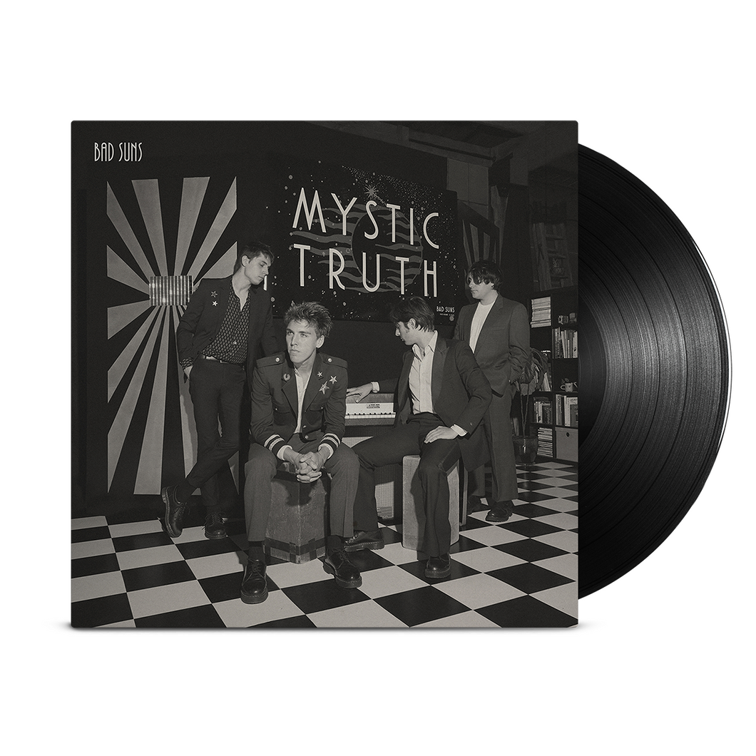 MYSTIC TRUTH BLACK LP