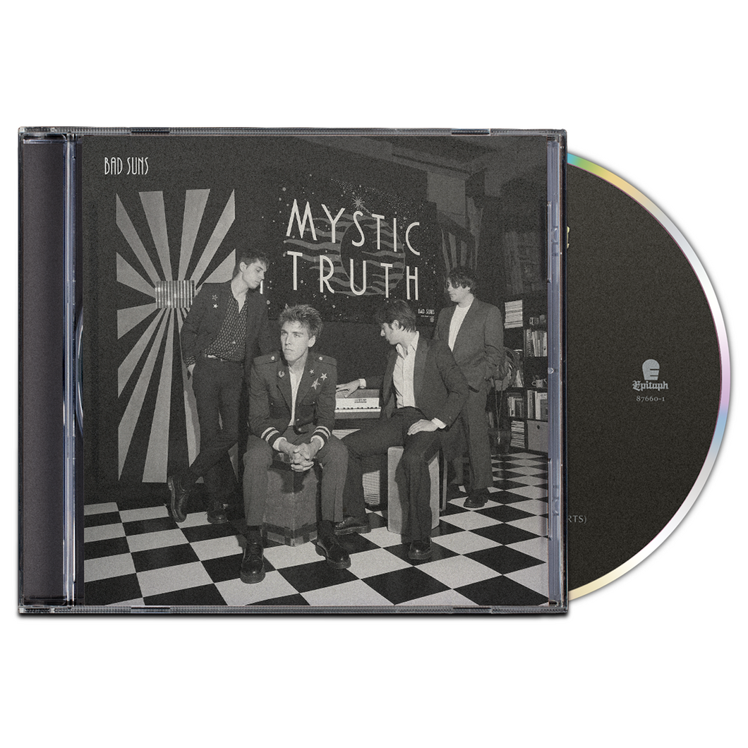 MYSTIC TRUTH CD
