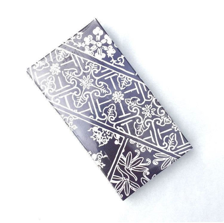 These Indigo jumbo matches are perfect for lighting our hand poured soy candles!  These decorative matches are a lovely addition to enhance any home décor.  Our designer match boxes are reusable, and each comes with 50 matches tipped in white.