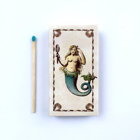 Mermaid/Merman Candle Matches